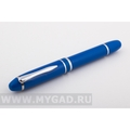 Синяя ручка MG17370.BL.16gb с флешкой на 16 гб